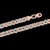 Goldkette oder als Armband Bicolor