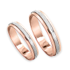 "Trauring ""Ring im Ring drehbar"""
