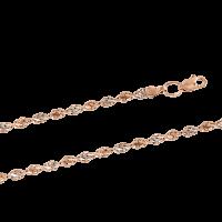 Goldkette oder als Armband 55 cm