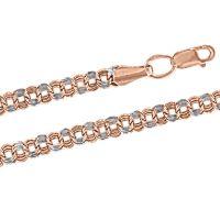 Goldkette oder als Armband 19 cm