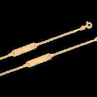 Kinderarmband Gelbgold
