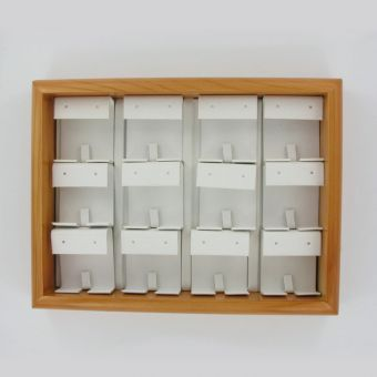 Tabletts für Ohrringe und Ringe