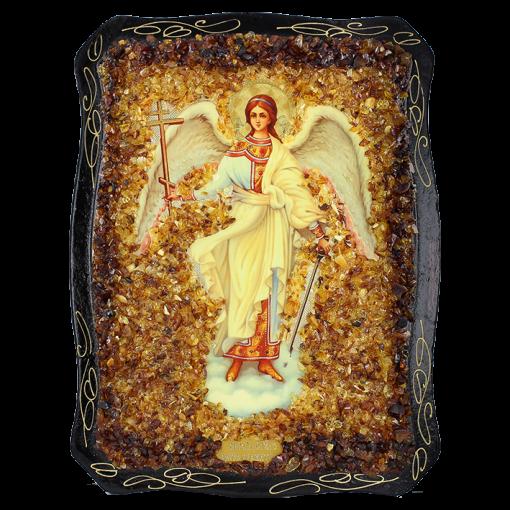 Orthodoxe Ikone des Schutzengels