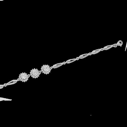Armband mit Zirconia