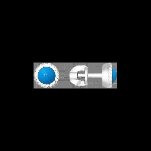 Ohrstecker mit Emaille