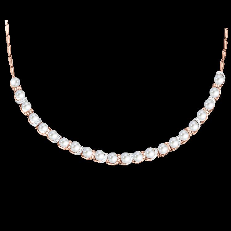 Kette oder als Armband mit Perle
