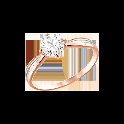 6322b6fa3fe12 Ladies Ring with Swarovski Zirconia