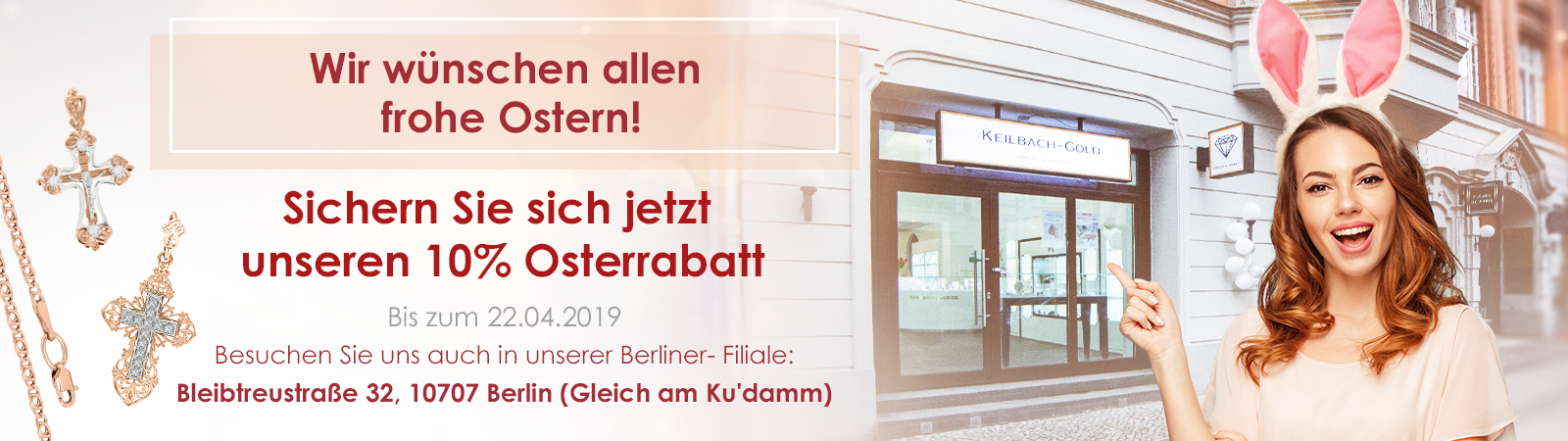 Ostern 10% Rabatt_Berlin
